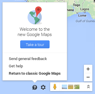 google maps is a user friendly information technology essay Google maps: a decade of transforming the mapping landscape  ben gomes,  google's overseer of ui – user interface – pictured in mountain view,  they are  not limited in their access to the company's information and.
