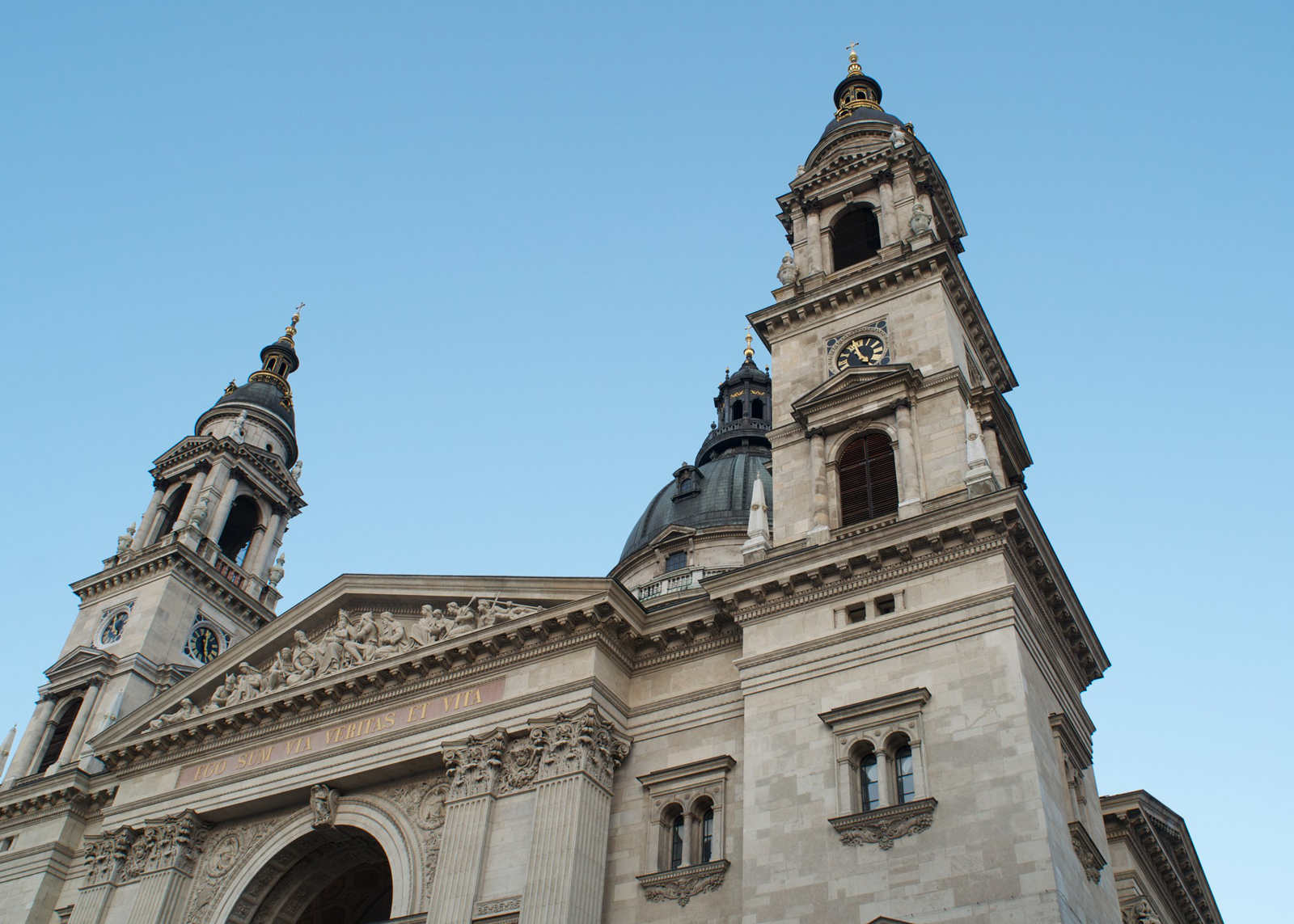 St. Stephen&#039;s Basilica