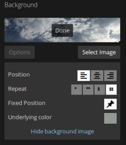background_options