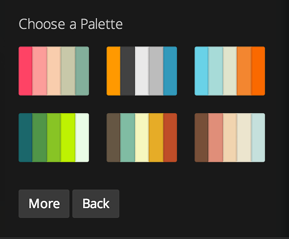 choose-a-palette