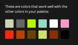 suggested-colors