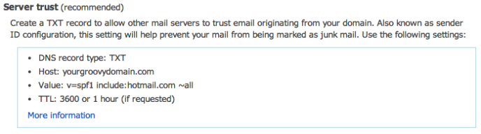 servertrust