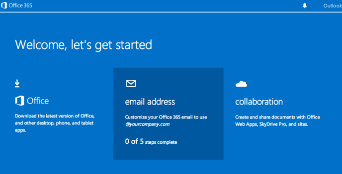 Add your domain to Office 365