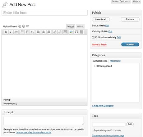 import a website into wordpress multisite