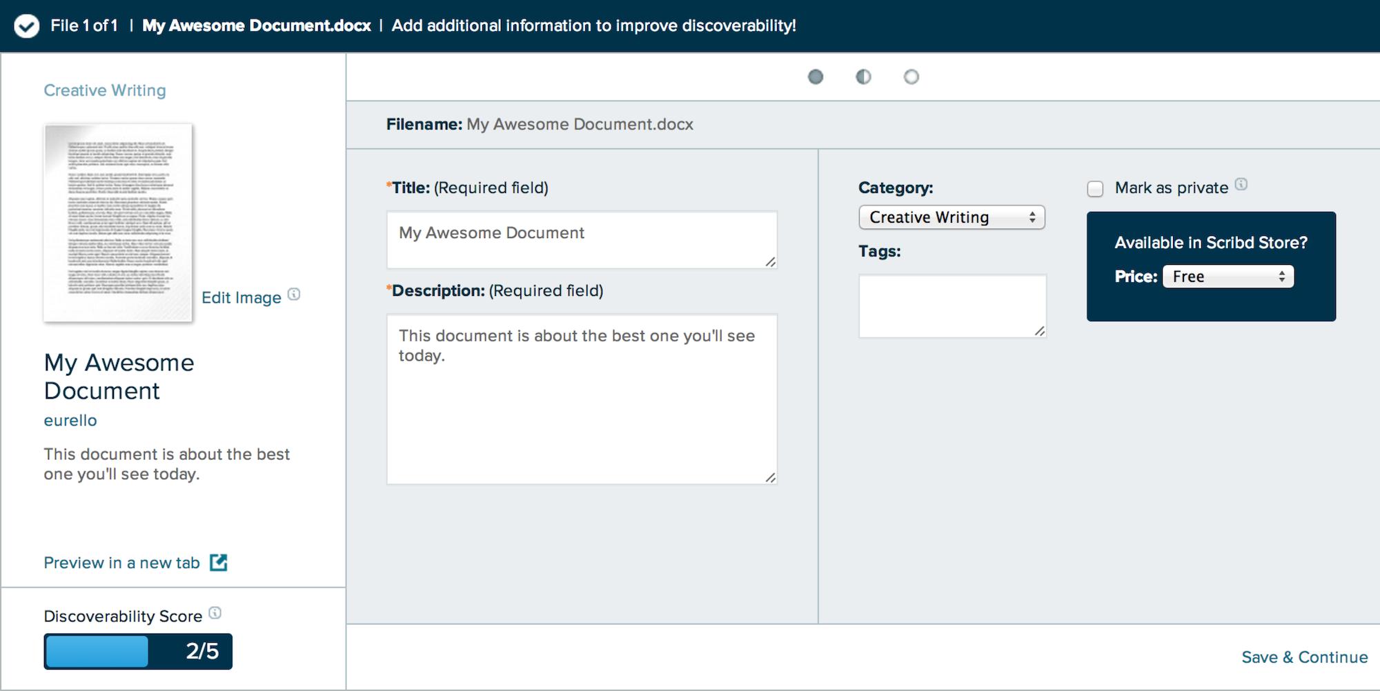 Scribd Downloader - Download Documents From Scribd (Updated. )