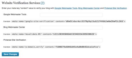 Website Verification Services