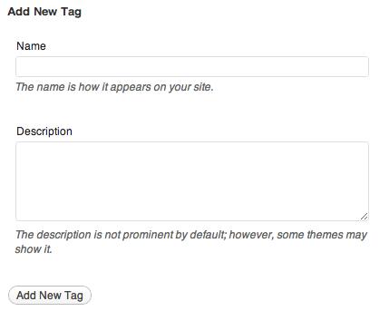add tag
