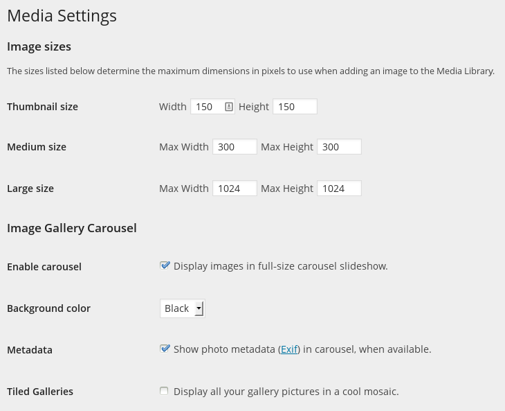 how to move an image in pages wordpress